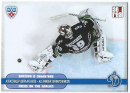 2012-13 KHL All Star Collection Focus on the goalies Alexander Sharychenkov FOT-003
