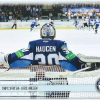 2012-13 KHL All Star Collection Focus on the goalies Lars Haugen FOT-019
