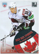 2012-13 KHL All Star Collection KHL Without Borders Paul Szczechura WB2-007