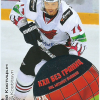 2012-13 KHL All Star Collection KHL Without Borders Sergei Kostitsyn WB2-081