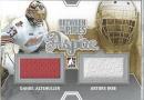 2012-13 In The Game Between The Pipes Arturs Irbe, Daniel Altshuller (Silver Version) #ASP-15